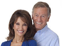 SUSAN LUCCI AND HUSBAND GET SERIOUS ABOUT AFIB