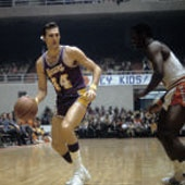 Celebrities with A-FIb – Jerry West