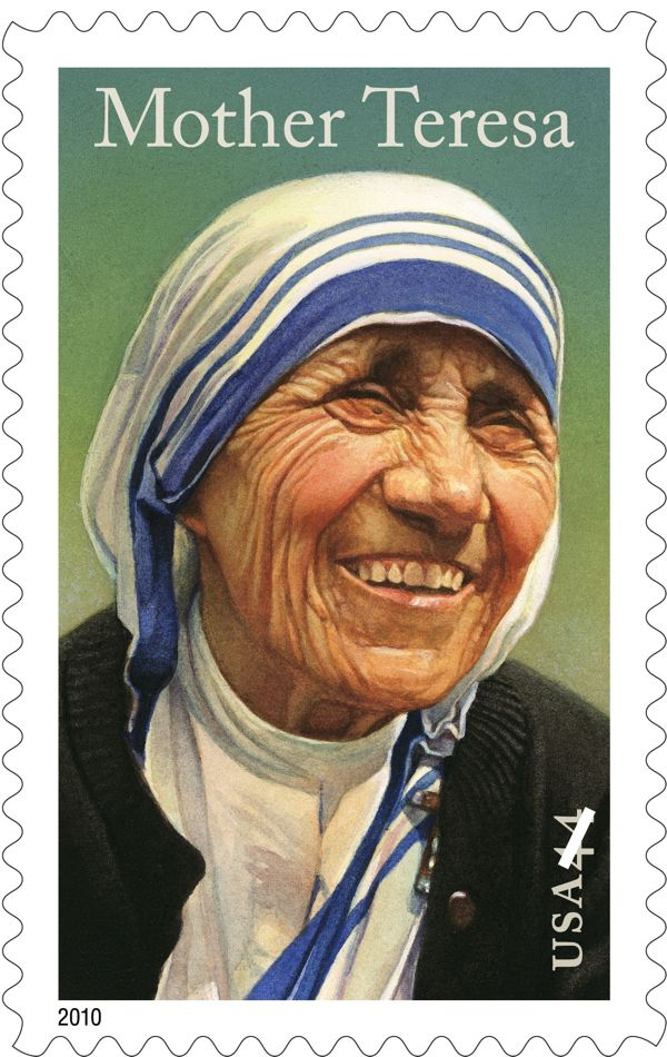 Celebrities with A-FIb – MOTHER TERESA