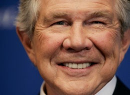 Celebrities with A-FIb – Pat Robertson