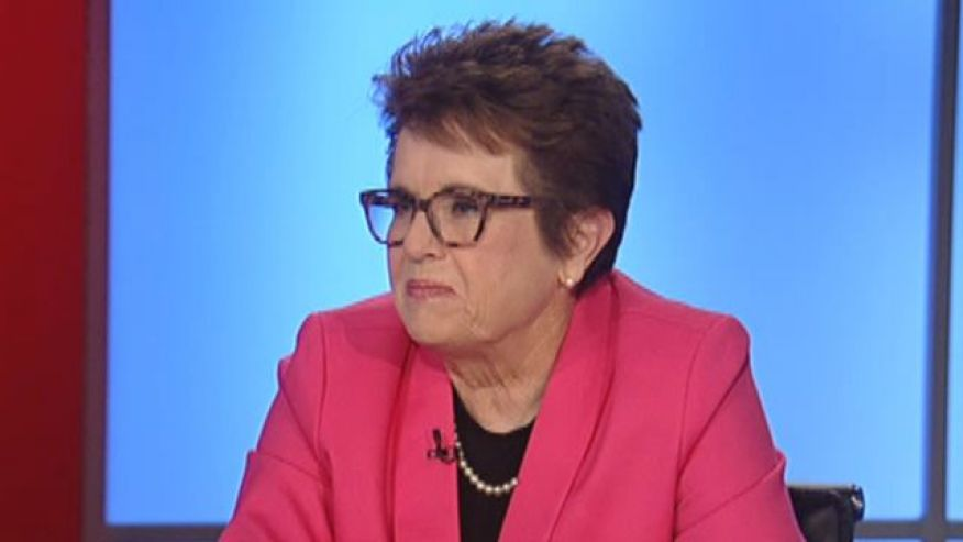 Billie Jean King talks AFib and stroke risk