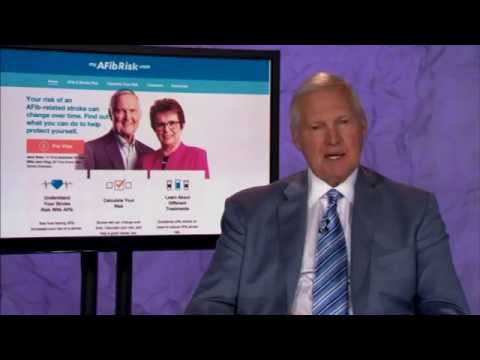 Jerry West Talks Afib and Stroke Risk